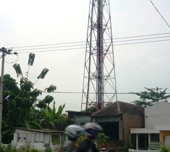 Jaringan Internet di Desa Transmigrasi Pulang Pisau LELET