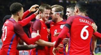 Skuat Muda Lambungkan Harapan Inggris di Euro
