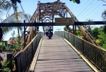 Pemprov belum Anggarkan Pembangunan Jembatan Cukai
