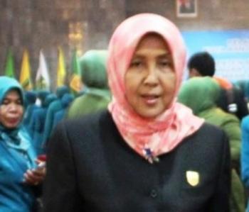 Ketua DPRD Kalsel Resmi Daftar  Jadi Bakal Calon Bupati Barito Kuala