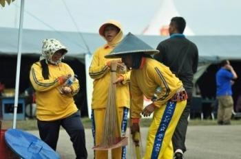 Pasukan Kuning Berperan Besar pada Raihan Adipura
