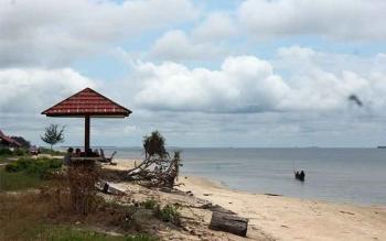 Targetkan 2017 Pantai Ujung Pandaran Berubah Total