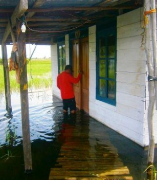 1.573 KK Korban Banjir Harap Bantuan Makanan