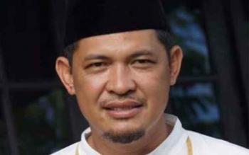 Kepala Badan Lingkungan Hidup Kotawaringin Barat Fahrizal Fitri. DOK BORNEONEWS