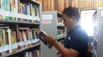 Jumlah Kunjungan Warga ke Perpustakaan Daerah Meningkat