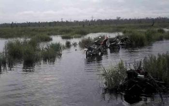 Status Siaga Banjir di Kalteng  Diperpanjang