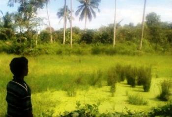 Pelarian Napi Kabur Terungkap  Berkat 'Nyanyian' Anak Kecil