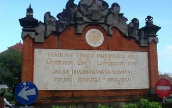 Sukses, Job Fair STP Bali 2016