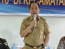 Bupati Kapuas Copot Noverman dari Jabatan Kadis PU