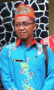 Hamidan IJ Biring Ketua DAD Kotim