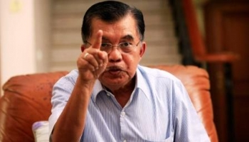 Wakil Presiden Jusuf Kalla. BORNEONEWS/DOK
