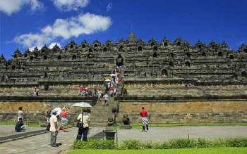Candi Borobudur. ISTIMEWA