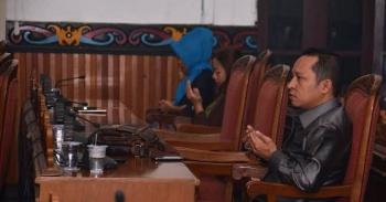 Komisi I DPRD Kabupaten Kotim meminta kepada pemerintah kabupaten setempat untuk menggarap pajak secara optimal, khususnya disektor Pajak Bumi dan Bangunan (PBB). BORNEONEWS/RIFQI