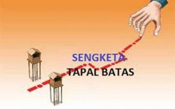 Tapal Batas. LAMPOST