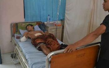 Aparat Kepolisian Polres Barito Selatan (Barsel) menetapkan Nopiharta Bin Karno, 24, warga Desa Dei Paken, sebagai pelaku perkelahian yang menyebabkan Riko Bin Mawardi, 23, warga Desa Patas meninggal dunia. BORNEONEWS/URIUTU DJAPER