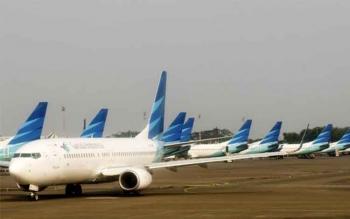 Bos Garuda: Industri Penerbangan Alami Masa Paling Mencekam dalam Sejarah