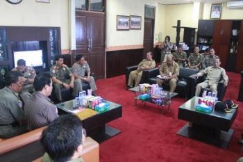 HUT Satpol PP Tingkat Provinsi Kalteng Bakal Berlangsung di Gunung Mas