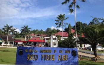 RSUD Puruk Cahu. BORNEONEWS/SUPRI ADI