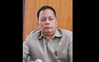 Anggota DPRD Kota Palangka Raya Abdul Hayyi. BORNEONEWS/MUCHLAS ROZIKIN