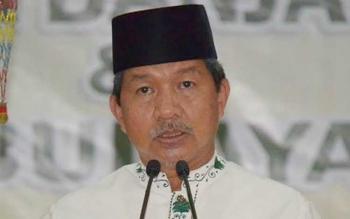 Riban Satia, Walikota Palangkaraya