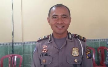 Operasi Patuh, Polres Kobar Tilang Pengendara di Tempat