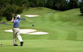 Pasarkan Sport Tourism, Tampil di Thailand Golf Expo 2016