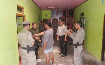 Tim Terpadu Penutupan Lokasi Prostitusi Lakukan Survei