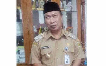 Wakil Wali Kota Palangka Raya Mofit Saptono Subagio. BORNEONEWS/MUCHLAS ROZIKIN