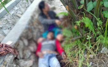 Bapak Dua Anak Ditemukan Tewas di Bawah Pohon Sawit