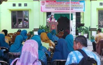 Mendawai Wakili Kobar dalam Lomba Desa Tingkat Provinsi