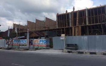 Pembangunan Ruko di Jalan P. Antasari, Pangkalan Bun, tak miliki IMB