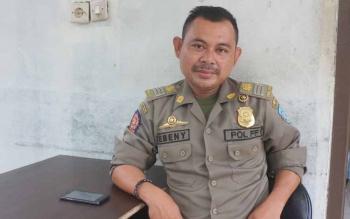 Ebeny Anggota Satpol PP Siap Ikut Pilkades Serentak