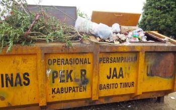 Bupati Imbau Masyarakat Jangan Buang Sampah ke Sungai
