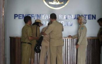 Diskominfo SP Murung Raya Jadi Percontohan Absensi Swafoto