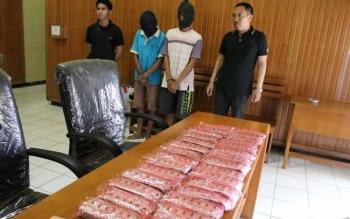 Polisi Tangkap Pengedar Obat Zenith dan Dextro di Cempaga