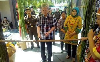 Kajati Baru Kalimantan Tengah Resmi Bertugas