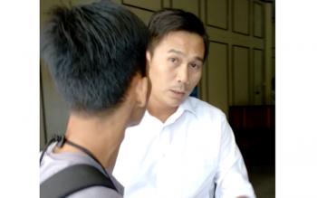 Pegawai Dinas Bina Marga Palangka Raya Intimidasi Wartawan