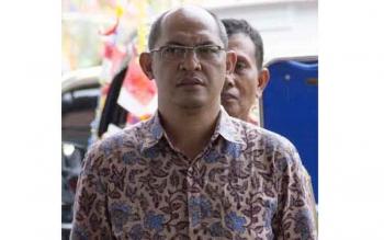 Kepala Badan Lingkungan Hidup Kotawaringin Barat, Fahrizal Fitri. BORNEONEWS/ANDREANSYAH
