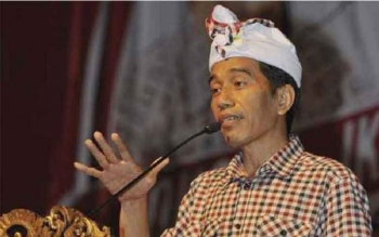 Buka Pawai Pesta Kesenian Bali 2016, Presiden Jokowi Pakai Bahasa Bali