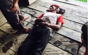 Kakek Ditemukan Tewas di Pondok Sawah di Barito Utara