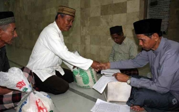 MUI Keluarkan Fatwa: Zakat Fitrah Bisa Dikeluarkan Awal Ramadan