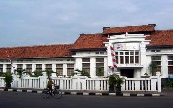 Museum Batik Pekalongan. ISTIMEWA