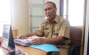 Wakil Wali Kota Palangka Raya Mofit Saptono Subagio.