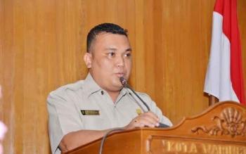 Anggota Komisi IV DPRD Kotim Dani Rakhman. BORNEONEWS/RIFQI