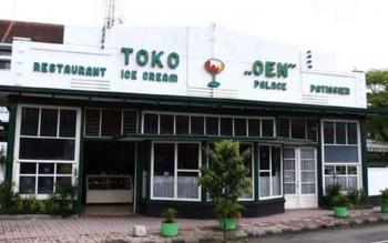 Toko Oen, Malang. ISTIMEWA