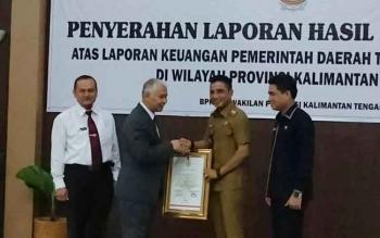 DPRD Apresiasi Keberhasilan Pemkab Raih WTP