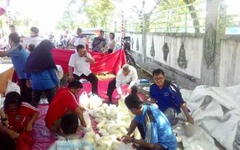 Pasar Murah Perindagkop Dalam Hitungan Jam Habis
