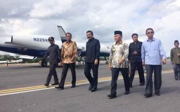 Gubernur Kalteng Pulang Kampung ke Pangkalan Bun