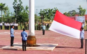Pelaksanaan Upacara HUT Kabupaten Sukamara Diundur