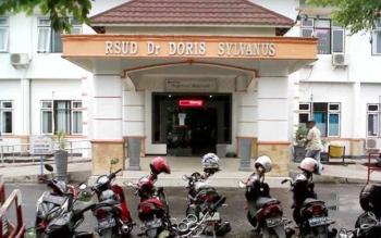 Hari Ini RSUD Doris Sylvanus Palangka Raya Kedatangan 581 Pasien